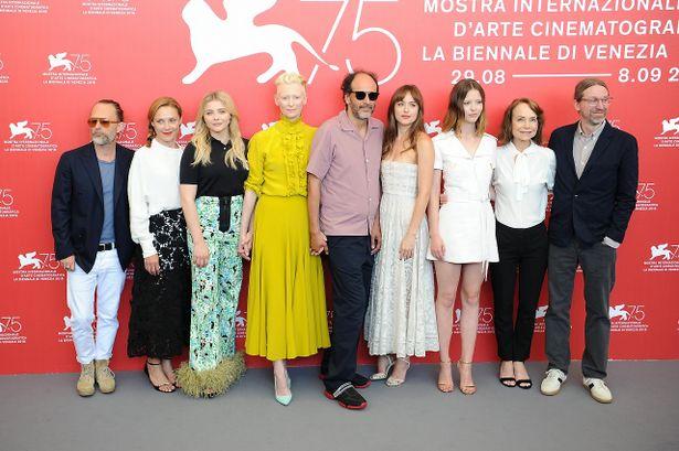 ヴェネチア国際映画祭で『Suspiria』がお披露目!