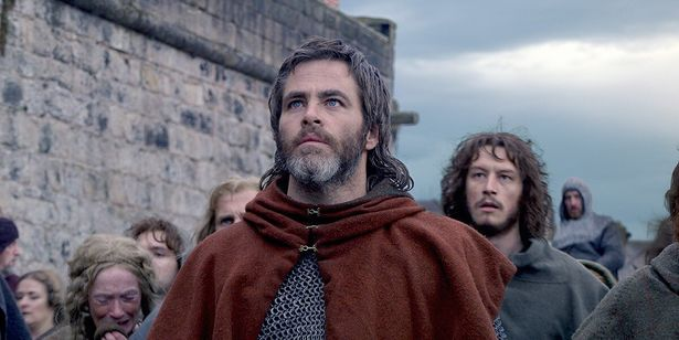 【写真を見る】開幕作品はクリス・パイン主演のスコットランド映画『Outlaw King』