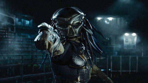 人類と宇宙人の戦いを描く『ザ・プレデター』は果たして何位にランクインするのか?
