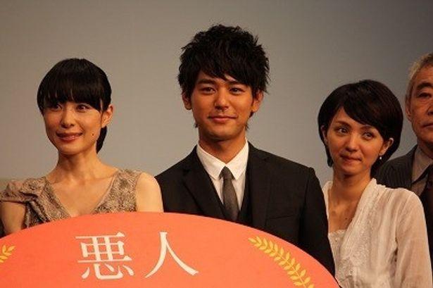 妻夫木聡らがモントリオール映画祭出品に対する喜びのコメントを語った