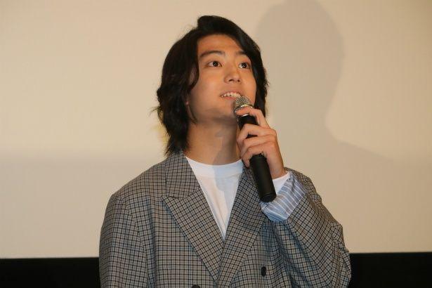 新見律役の伊藤健太郎