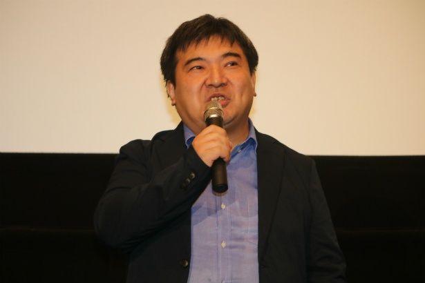 メガホンをとった井口昇監督