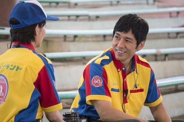 波留と西島秀俊が初共演する『オズランド 笑顔の魔法おしえます。』