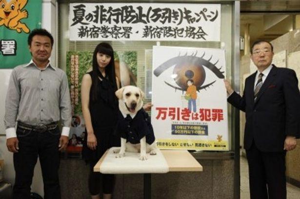 『きな子〜見習い警察犬物語〜』は8月14日より公開