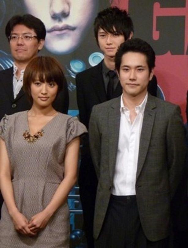 二宮&松ケン競演の『GANTZ』前編は2011年1月公開
