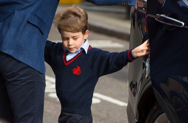 ジョージ王子のマイブームは?