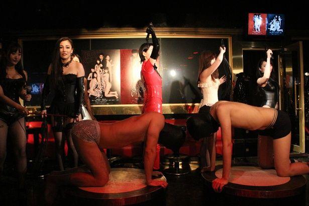 """【写真を見る】""""第2の壇蜜""""はこの中にいる!? 美女たちがボンテージ姿で過激なプレイを披露"""