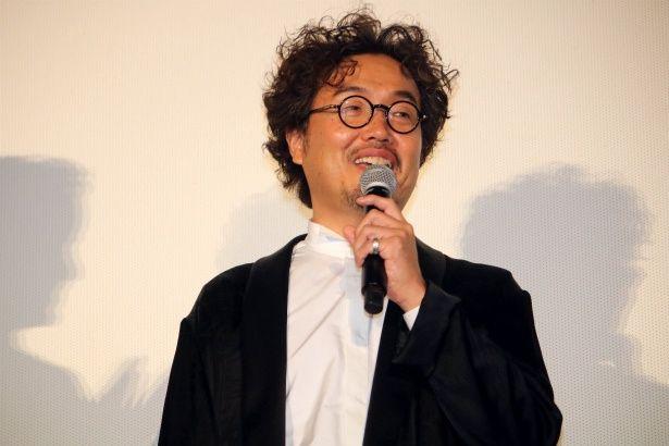 メガホンをとった三木康一郎監督