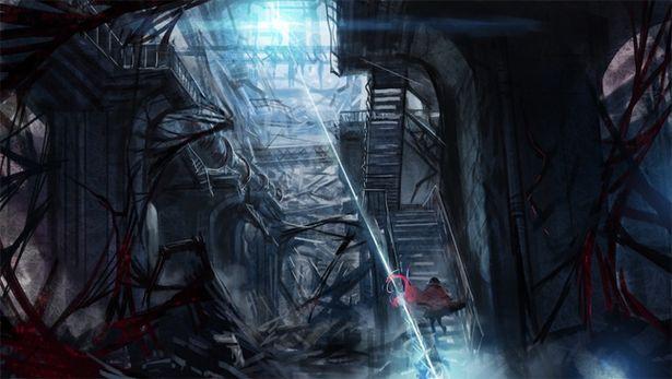 東京ゲームショーの会場で発表された『甲鉄城のカバネリ ~海門決戦~』の最新イメージボード
