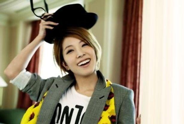 2000年、韓国での歌手デビュー以来、初の女優業に挑むBoA