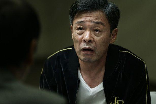 大杉漣の盟友でもあった光石研も死刑囚役