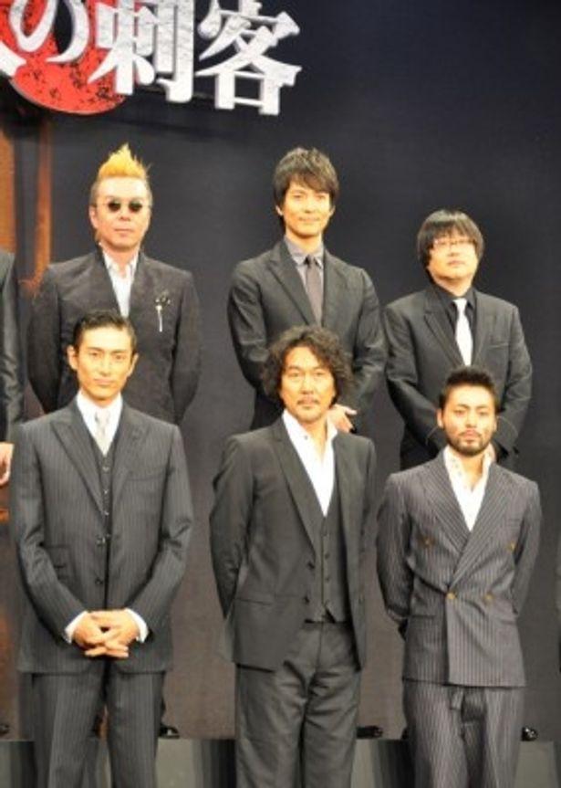 豪華キャスト競演の三池監督作『十三人の刺客』は9月25日(土)より公開