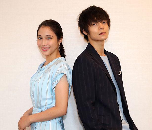 窪田正孝と広瀬アリスがアニメーション声優に初チャレンジ!共演の感想を聞いた