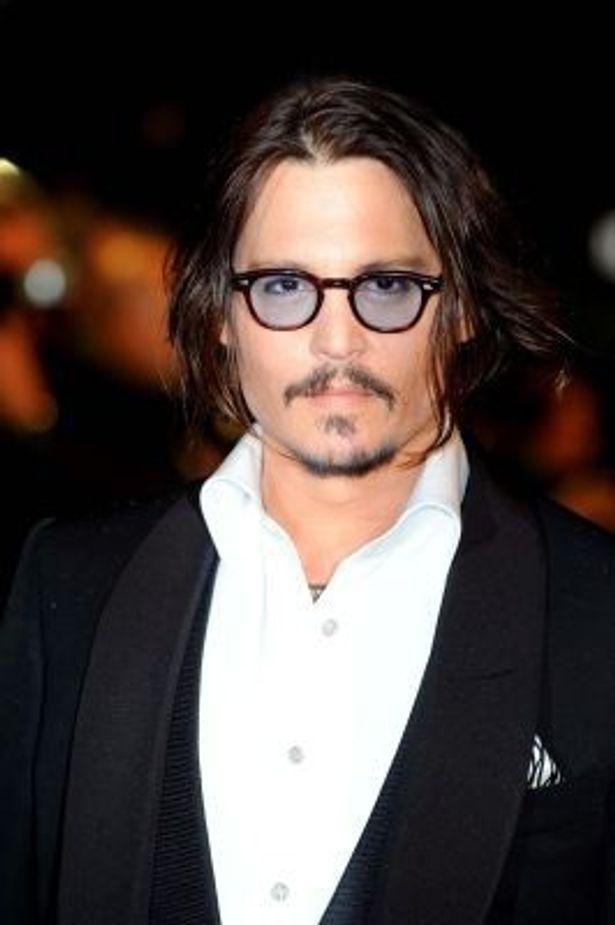 2010年12月10日に全米公開される『The Tourist』に出演するジョニー・デップ