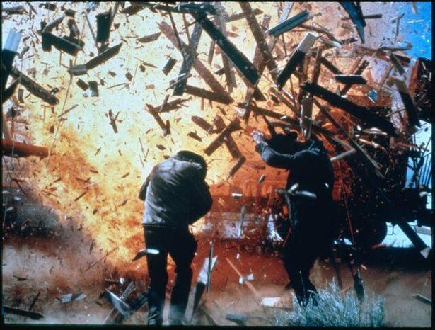 """【写真を見る】アメリカン・ニューシネマの傑作として名高い『明日に向って撃て!』など、名作揃いな""""銀行強盗ムービー"""""""