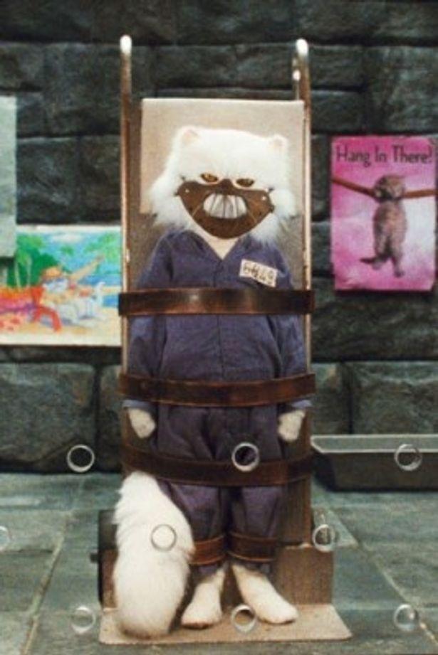 物語の鍵を握る謎のキャラクター、Mr.ティンクルズ