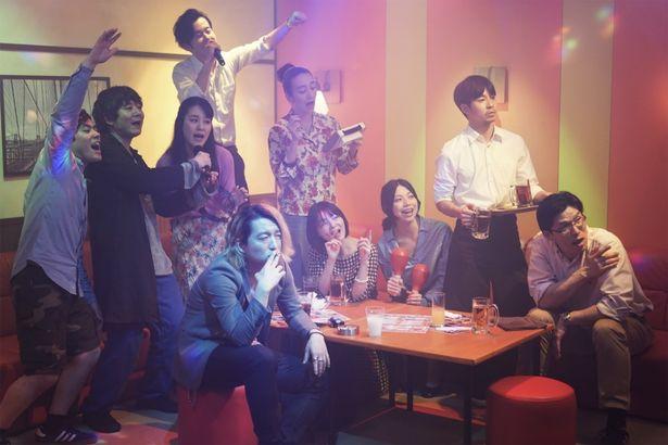 日本映画スプラッシュ部門で上映される『あの日々の話』