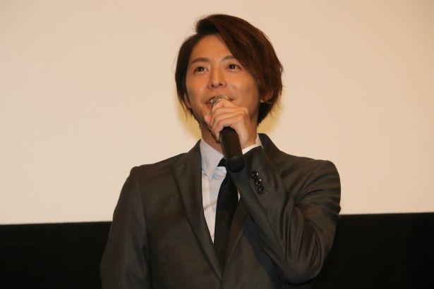 美術の教師・柾木隆次役の小池徹平