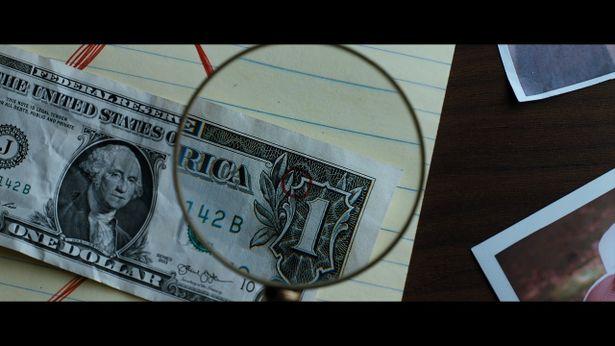 1ドル札に隠され秘密結社のマーク