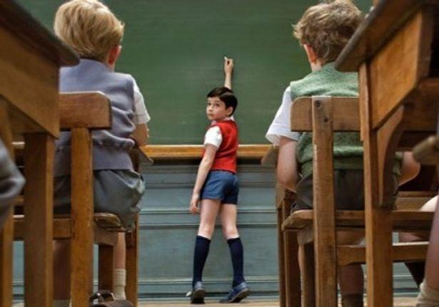 """""""フランス版しんちゃん""""といっても過言ではない、かわいらしい少年ニコラが大活躍"""