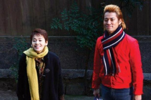 オカンの婚約者である田舎のヤンキー風な研二を桐谷健太が熱演