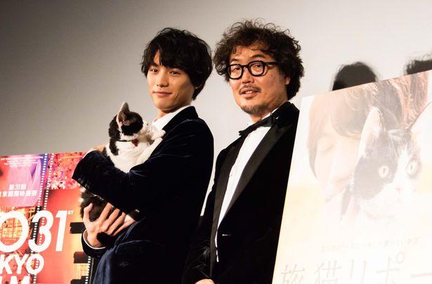 東京国際映画祭で『旅猫リポート』が上映!