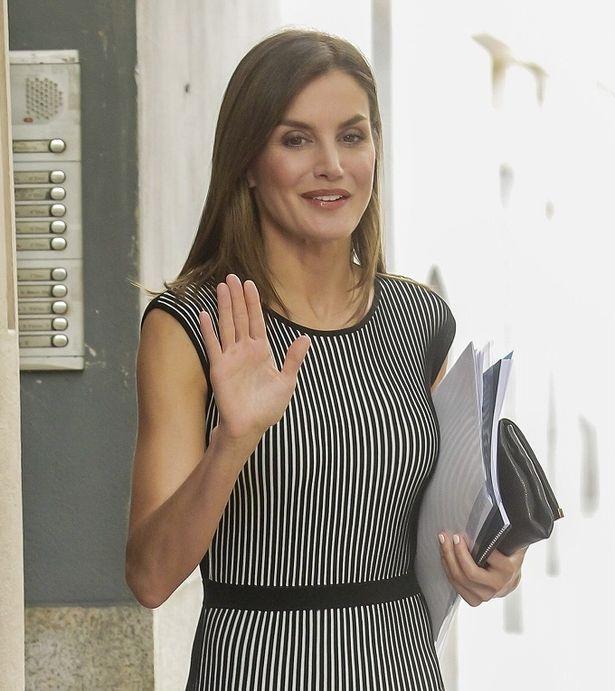 スペインのレティシア王妃の美貌にくぎ付け!