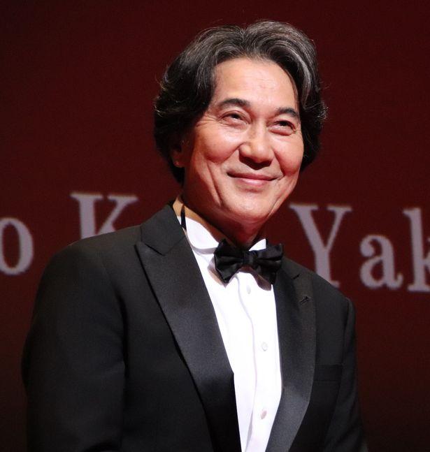 第31回東京国際映画祭が開幕!特集「映画俳優 役所広司」開催に笑顔