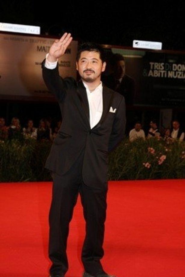 ヴェネチア映画祭3D部門の審査委員長を務める清水崇監督