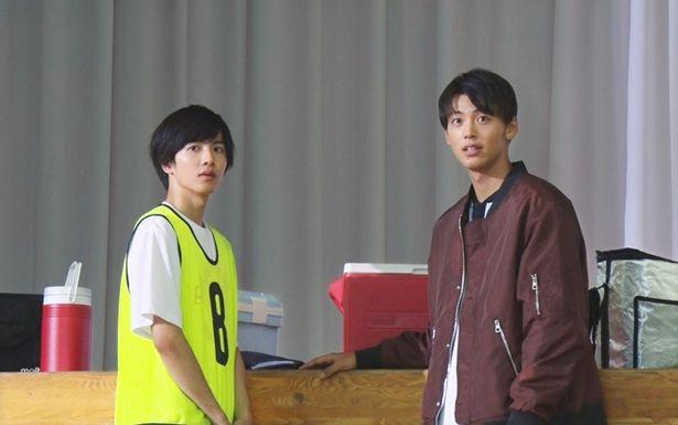 竹内涼真は大学バスケ界のスター選手役で登場