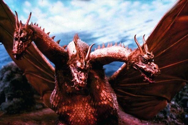 キングギドラが初登場した『三大怪獣 地球最大の決戦』が11月3日(土)にBS11で放送