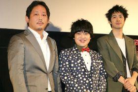 加藤諒がモヒカン頭、渡辺大知が金髪に初挑戦した『ギャングース』を語る