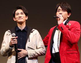 町田啓太、演歌歌手になりきった青柳翔に「口パクでしたよね…?」息ぴったりトークに会場爆笑