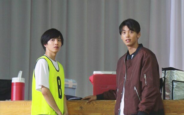 【写真を見る】志尊淳と竹内涼真の共演シーンはこちら