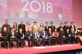 第31回東京国際映画祭の東京グランプリ受賞作は仏映画『アマンダ』、観客賞は『半世界』