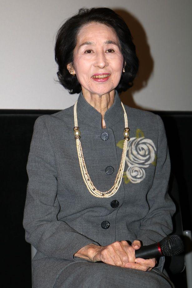 『東京物語』撮影当時を振り返った香川京子