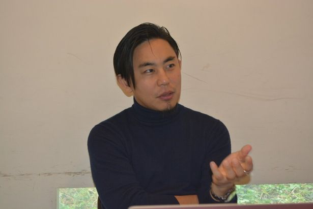 「MOTION GALLERY」代表の大高健志氏