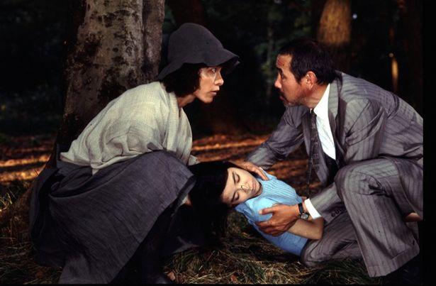 『悪霊島』で金田一を演じたのは「料理の鉄人」でもおなじみの鹿賀丈史