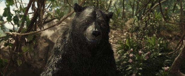 【画像を見る】熊のバルー役はアンディ・サーキス監督本人が務めた[写真20枚]