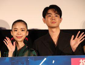 菅田将暉、今カノ&元カノの対面シーン「気まずかった」趣里の脚力に驚きも
