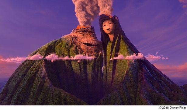 【写真を見る】ディズニー/ピクサー作品史上最大の主人公が登場!(『南の島のラブソング』)