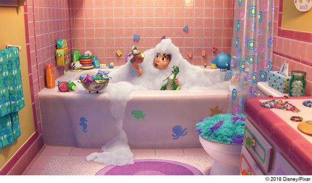 『ファインディング・ニモ 3D』(12)の同時上映作品だった『レックスはお風呂の王様』