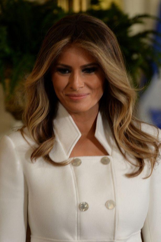 メラニア米大統領夫人がキャサリン妃とシンクロ?