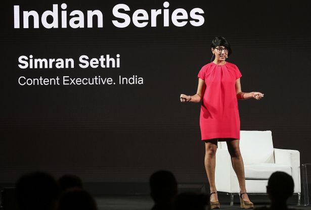 インド発のオリジナル映画を紹介する、Netflixコンテンツ・アクイジションディレクターのシムラン・セシ