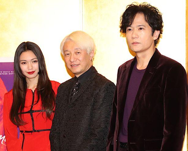 手塚治虫最大の異色作が魅力的キャストで実写映画化!