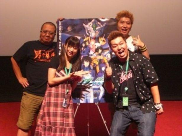 『劇場版 機動戦士ガンダム00 A wakening of the Trailblazer』は9月18日(土)より公開