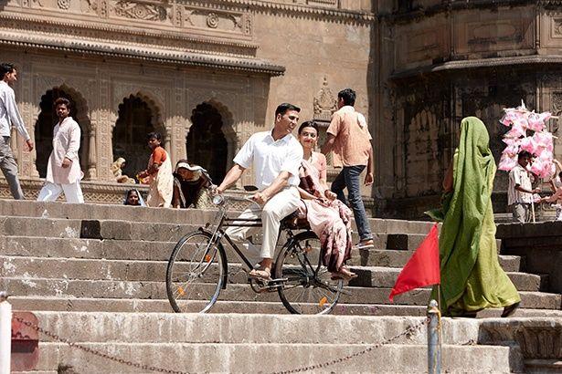 【写真を見る】つい最近とは思えない!インドの驚きのアレ事情とは?