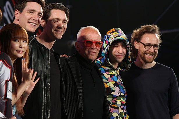 「東京コミコン 2018」のクロージングイベントに豪華ゲストが集結!