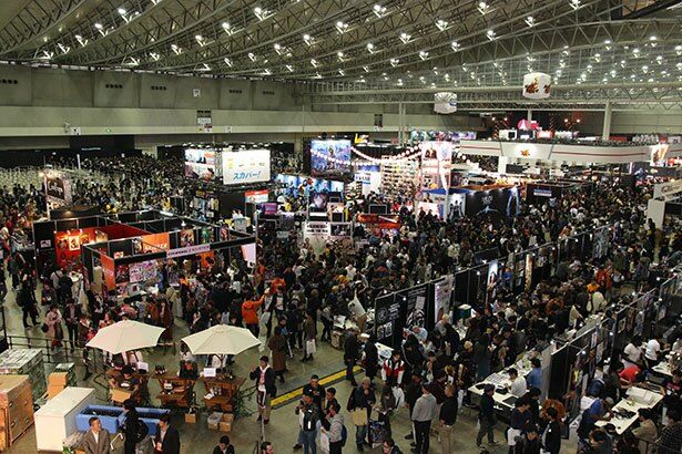 大いに賑わいを見せていた「東京コミコン 2018」