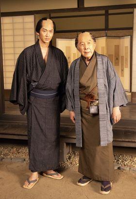 京都での撮影はやっぱり特別!瑛太主演のサスペンス時代劇「闇の歯車」現場に潜入